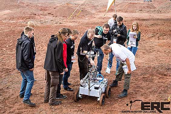European Rover Challenge 2016