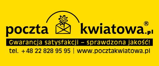 kwiaty do polski z usa
