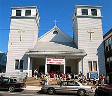 Zamykanie polskiej parafii w Lynn, Massachusetts