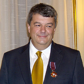 Alex Storożyński - dziennikarz