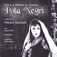 Pola Negri Retrospective @ MoMA