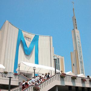 Amerykańska Częstochowa - centrum religijno-kulturalne Polonii USA