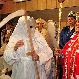 01.05.2007 - Seniorzy z Krakusa z przedstawieniem jasełek