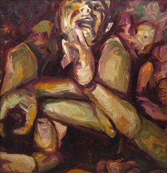 Polish American artist JBuza Exhibits in New York