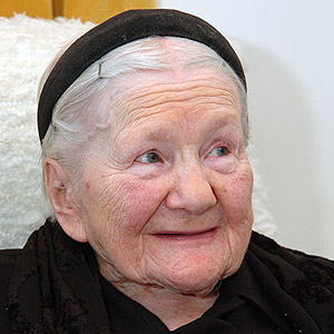 Nobel Prize is Sought for Polish Heroine