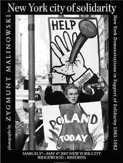 New York city of solidarity