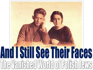 Acclaimed Photo Exhibit On Pre-War Jewish Life