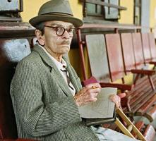 Masterpiece Film Portrait of the Naďve Painter Nikifor @ MOMA