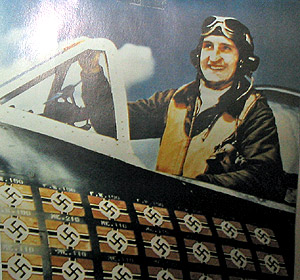 Tribute to the memory of U.S. Air Ace Francis S. Gabreski