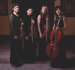Akademos Quartet @ Carnegie Hall
