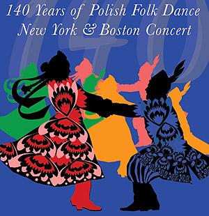 140 Years of Polish Folk Dance