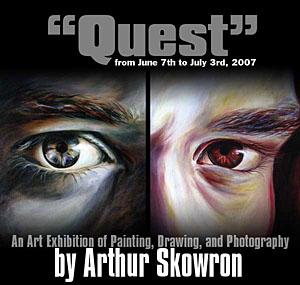 Artur Skowron w Artes Gallery