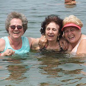 07.19.2007 - Piknik seniorów w Sunken Park