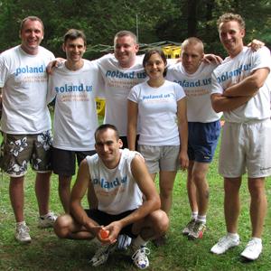 08.05.2007 - Finał I Turnieju Siatkówki o puchar Western Union