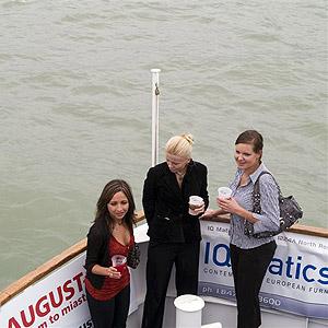 08.19.2007 - Chicagowski rejs z Izbą Gospodarczą