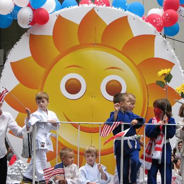 10.07.2007 - 70. Parada Pułaskiego w Nowym Jorku