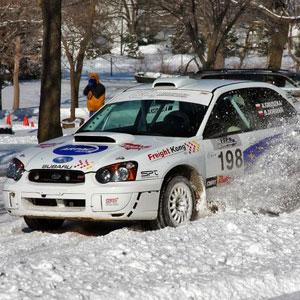 Art Rally Team zaczyna w Michigan