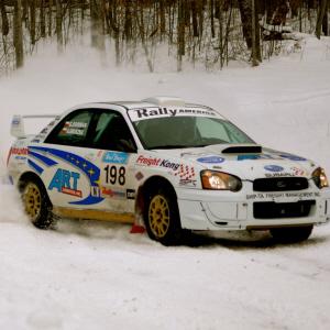 Pech nie ominął Art Rally Team w Michigan