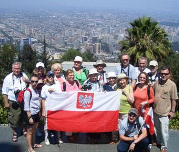 Starujemy! - pierwsza wyprawa wokoło ziemskiego globu Polonijnego Klubu Podróżnika