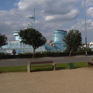 Historia Gdyni - Port w Trójmieście