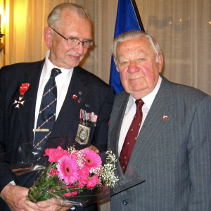 Two Polish Holocaust Heroes who helped free 350 Jews from the Nazis