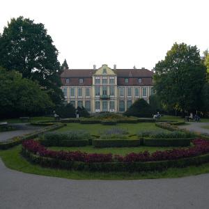 Pałac Opatów - Rezydencja Gdańska - Oliwy