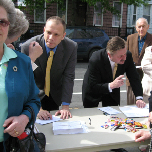 Polish American Congress voter - registration drive continues