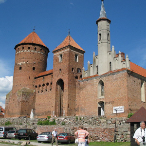 Zamek Reszel - Historia zamku