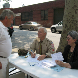 Pac wraps up Brooklyn- voter drive in Sunset Park