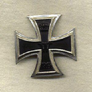 Żelazny Krzyż niezgody