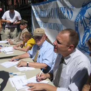 PAC takes voter drive to historic N.Y. City church