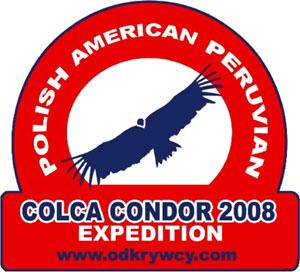 Polsko-Amerykańsko-Peruwiańska wyprawa naukowo-eksploracyjnej COLCA-CONDOR 2008