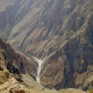 Drugi dzień wyprawy na dno najgłębszego na świecie kanionu Colca w Peru