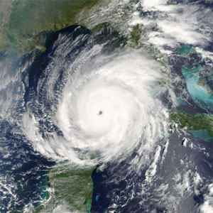 Hurricane watch issued for Gulf Coast of US