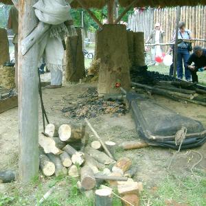 Dymarki 2008 - Historia polskiego hutnictwa