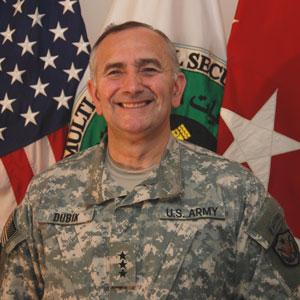 James M. Dubik - Lieutenant General