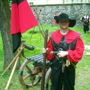 Bractwo Artyleryjskie - Siedemnastowieczni rycerze z Kielc