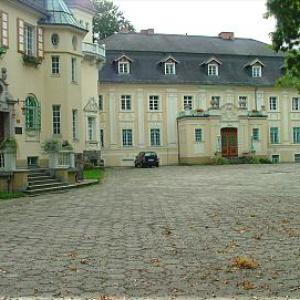 Bagno - Rezydencja magnacka na Śląsku