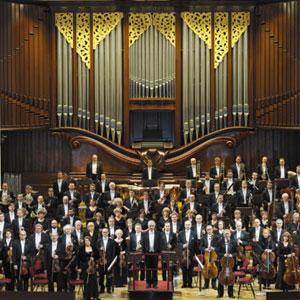 Filharmonia Narodowa - Amerykańskie Tournee (1.11 - 21.11.2008)