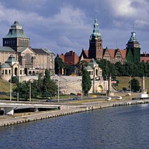 Szczecin - Gród słowiańskich książąt