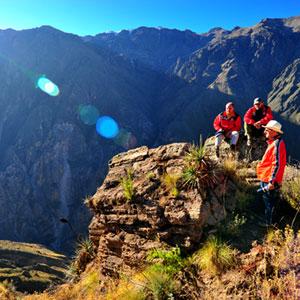 Dzień 2. - na dnie najgłębszego kanionu świata