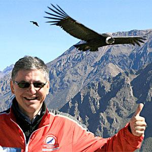 Dzień 8. - ekipa Colca Condor 2009 szybko idzie do przodu!