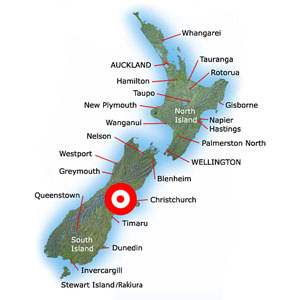 Widespread devastation after 7.0 quake in New Zealand