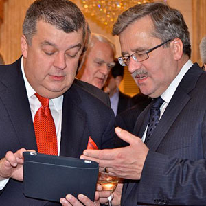 Poland's President Komorowski Signs Petition on Concentration Camps