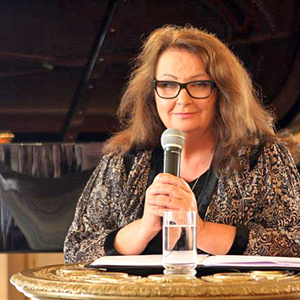 Anna Dymna w Konsulacie