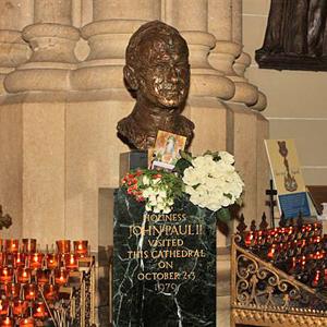 Koncert w intencji beatyfikacji Jana Pawła II w katedrze Św. Patryka