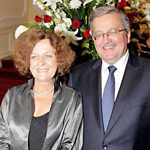 Fotoreportaż z wizyty Prezydenta RP Bronisława Komorowskiego w Nowym Jorku