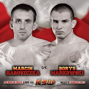 KSW19: Naruszczka vs. Mańkowski