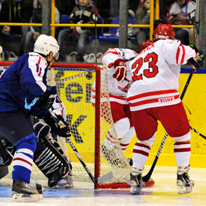 Korea Gets Ice Hockey Promotion