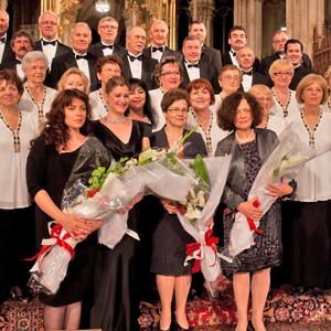 Koncert Papieski. Goście Honorowi: Danuta Wałęsa, Dagmara Dominczyk, Jenufa Gleich